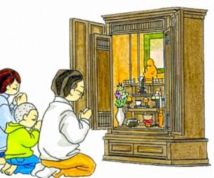 お仏壇の日