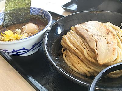 たけ井つけ麺